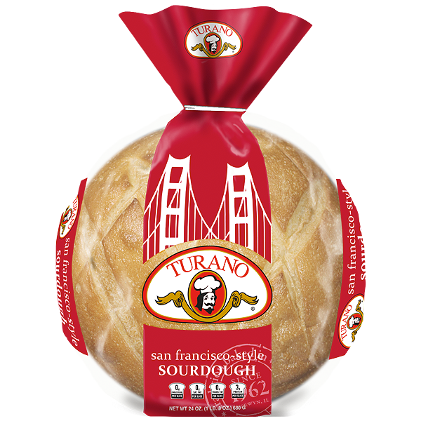 Grocery sliced archives turano. France clipart sourdough bread