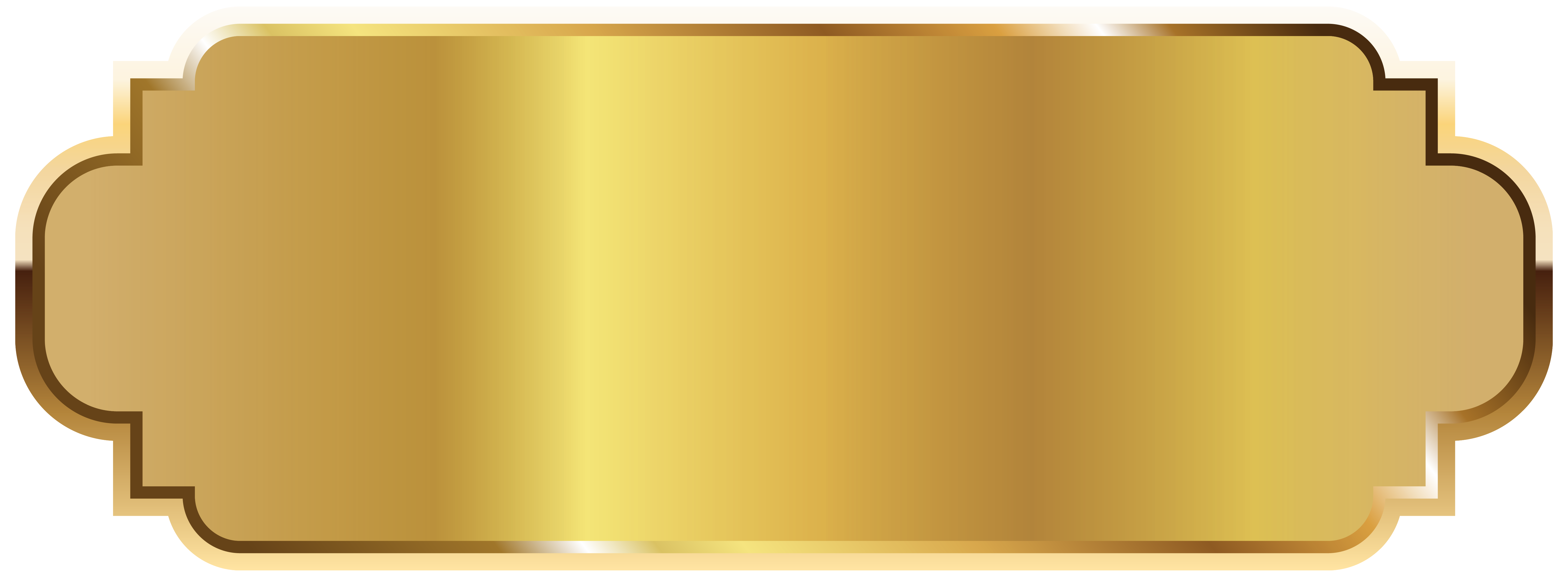 Lock clipart golden. Label template png picture