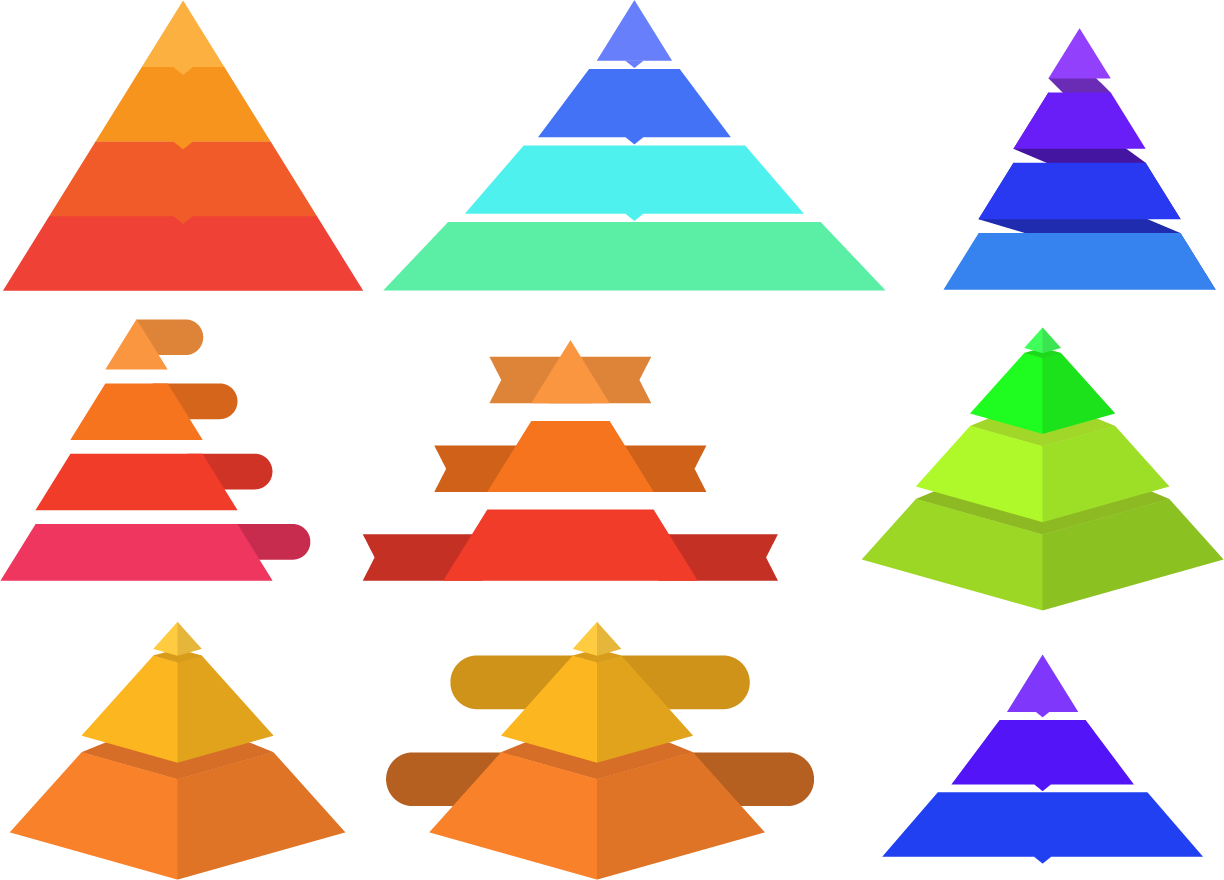 clipart bread triangle