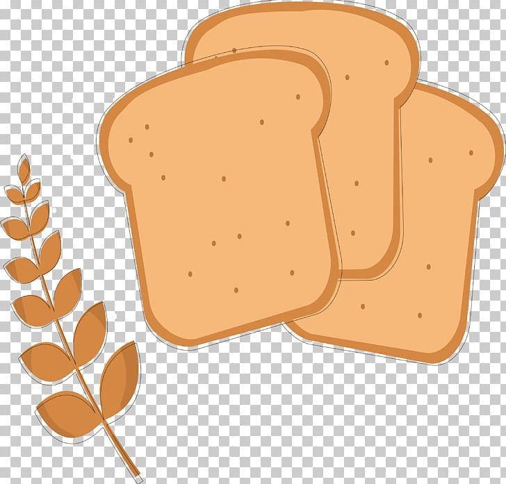 Clipart bread vector. Toast wheat png