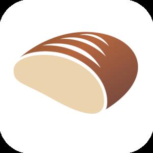 Clip art at clker. Clipart bread vector