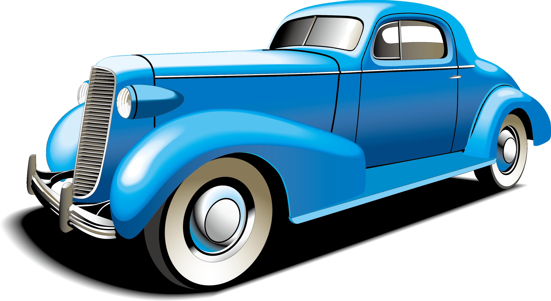 Classic car Vintage car Antique car Clip art