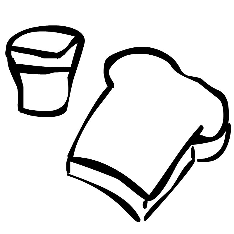 Free cliparts download clip. Water clipart bread