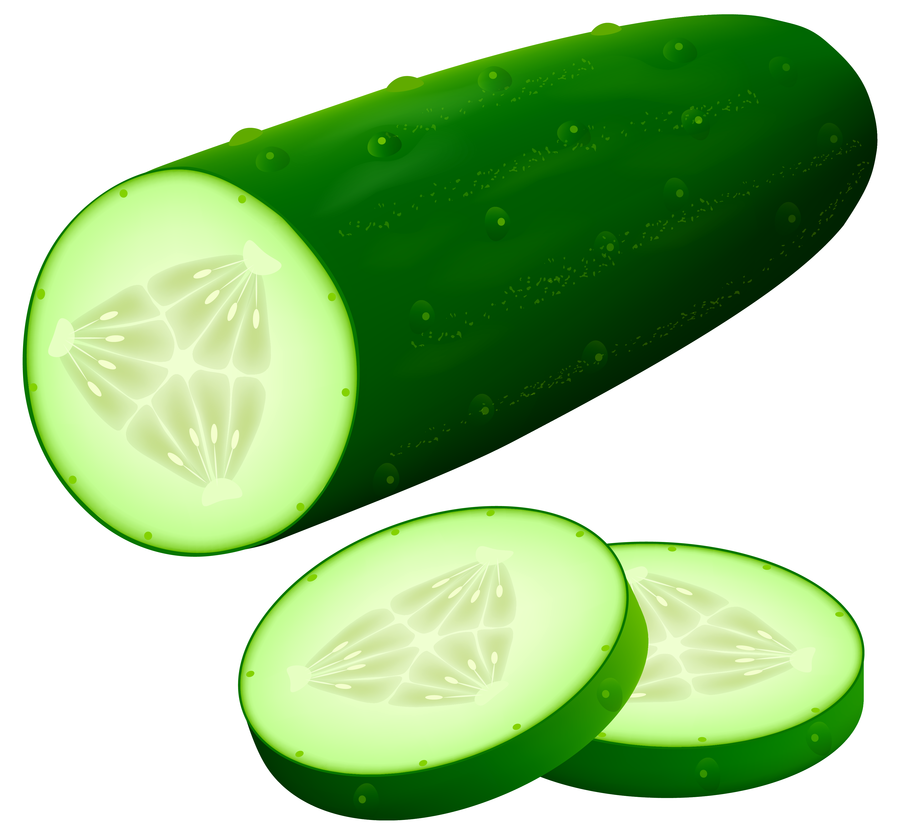 Image result for cucumber. Vegetables clipart fair