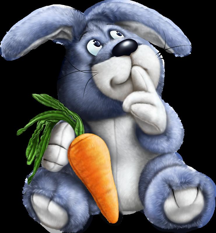 Tubes d artist laguna. Clipart bunny boho