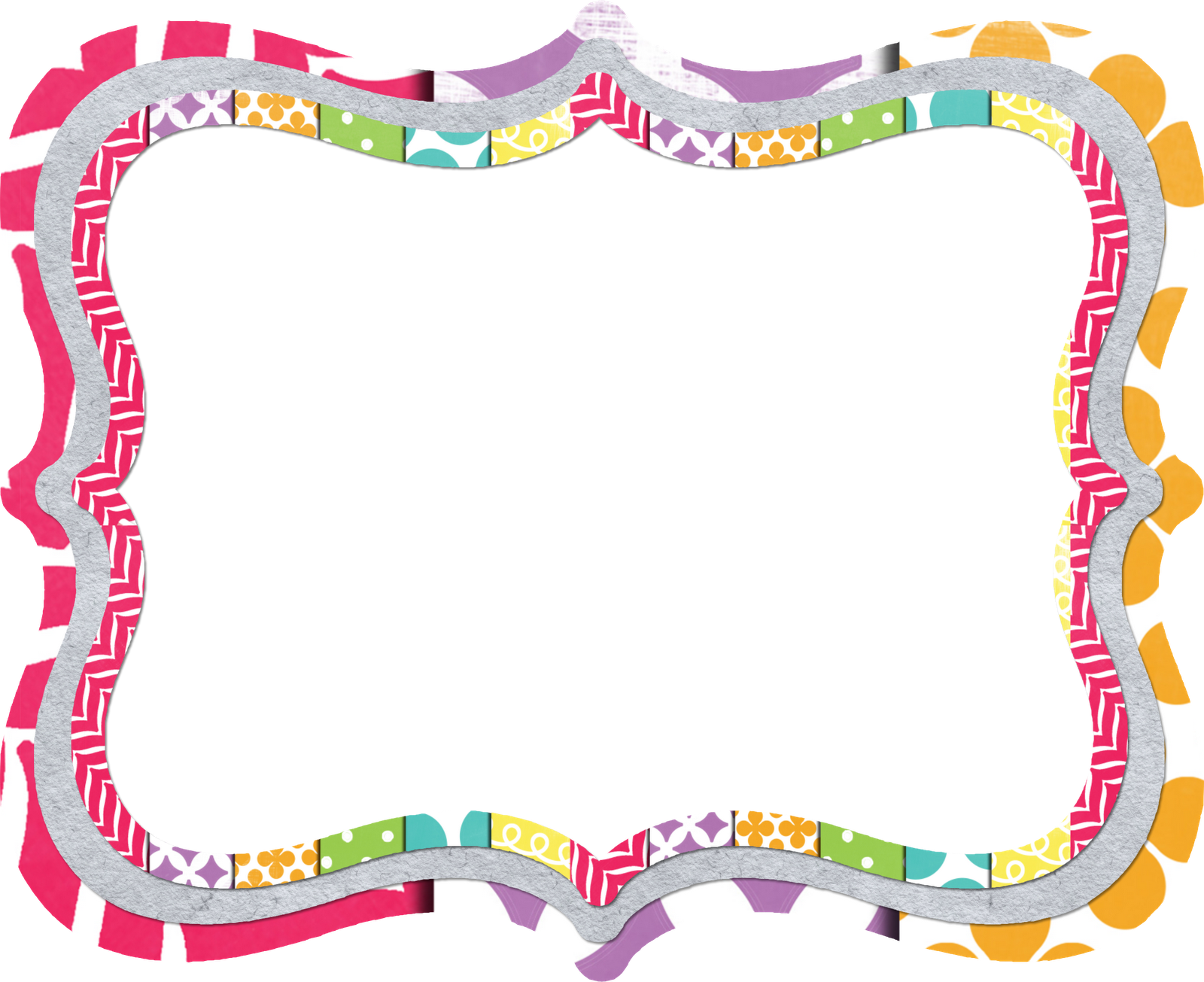 The am teacher happy. Clipart bunny frame