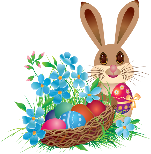 Peeps clipart backside. Easter png bunny with