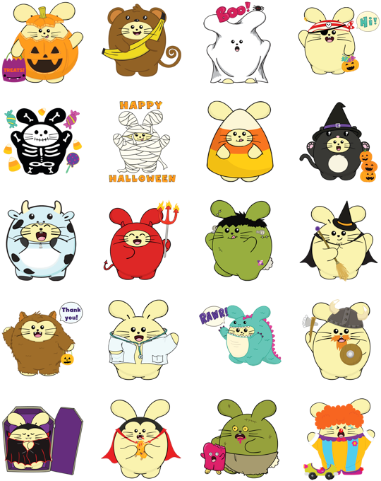 Clipart bunny halloween.  collection of high