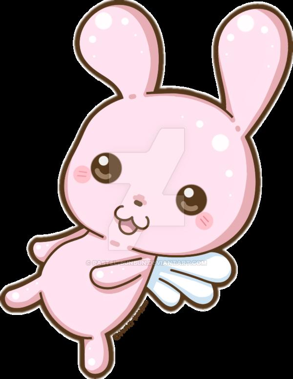 Sugar The Bunny by Pastel
