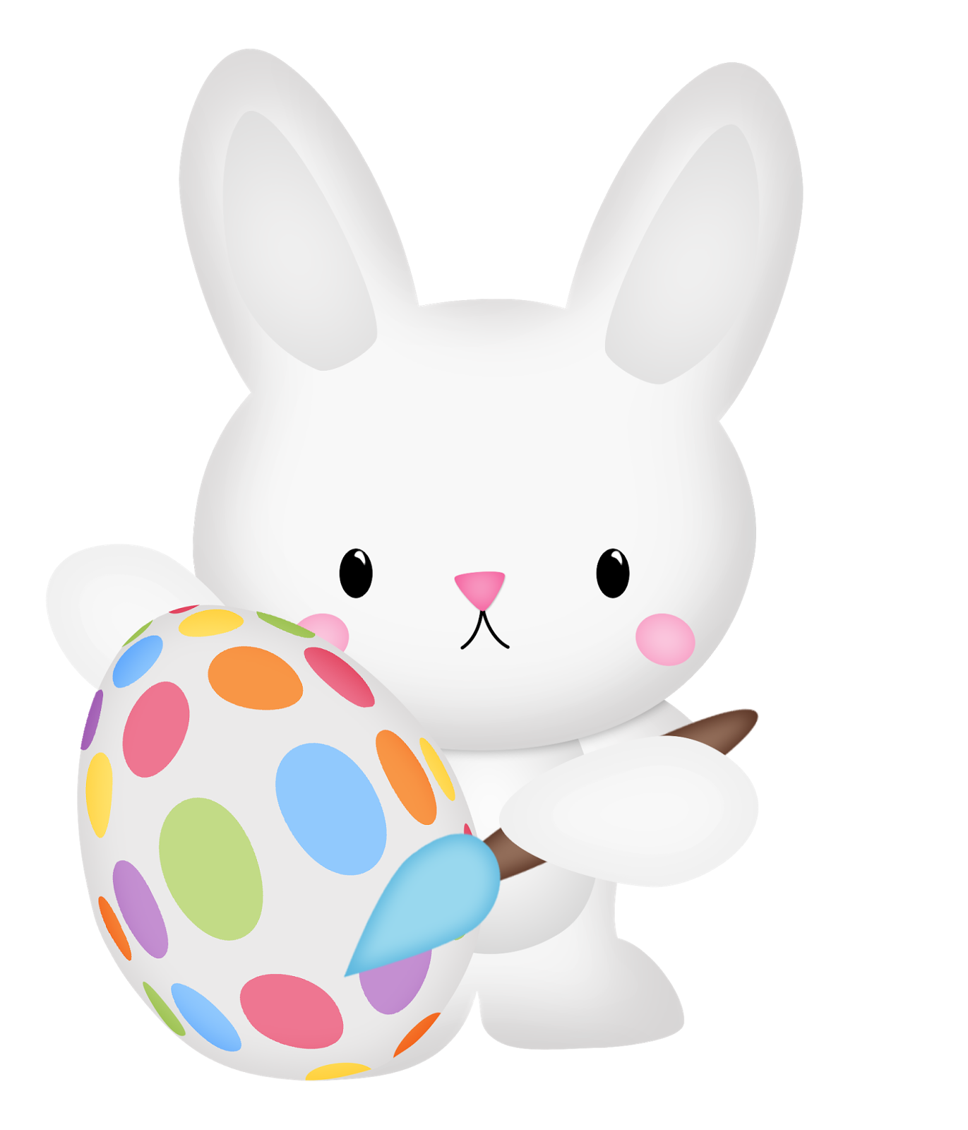 Easter happy pascua png. Woodland clipart bunny