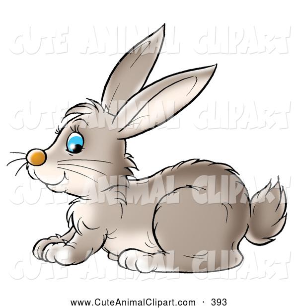 Clipart rabbit profile. Free bunny download clip