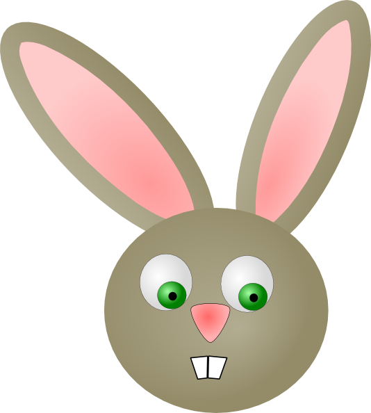 Families clipart bunny. Cute rabbit clip art