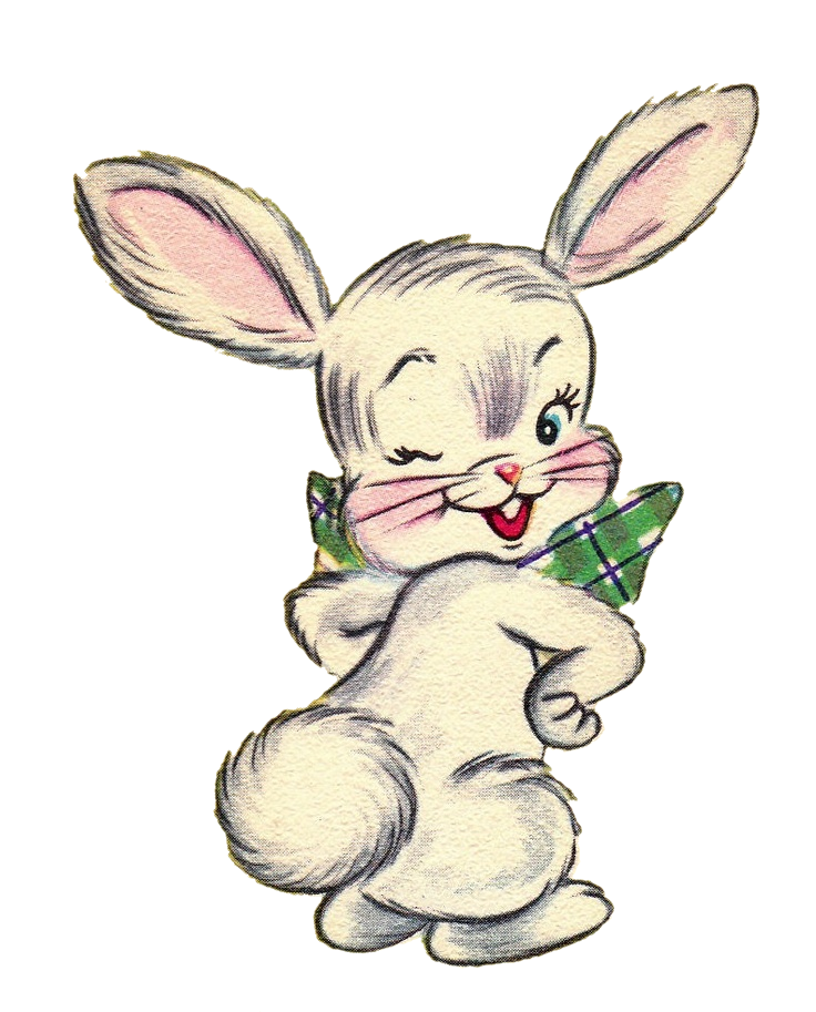 Sweetly scrapped free easter. Clipart bunny shabby chic