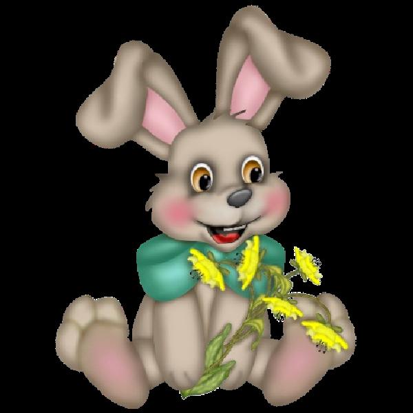 Cute bunny cartoon images. Olaf clipart easter