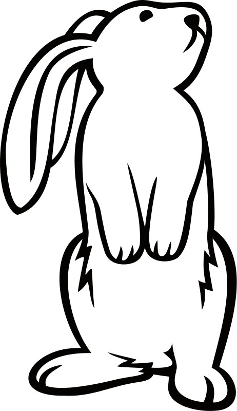 White by onsemeliot a. Faces clipart cute bunny