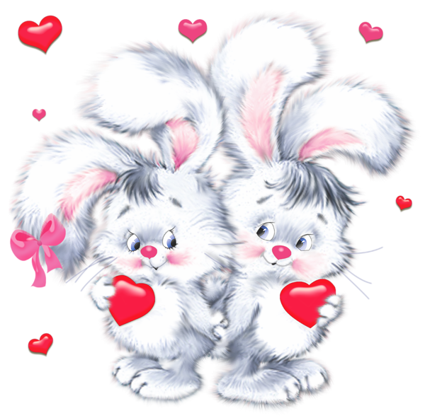 Http favata rssing com. Clipart bunny valentine