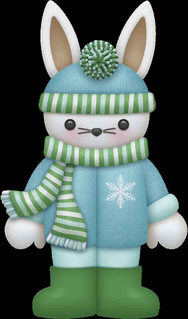 Clipart winter bunny. Kaagard snowman png snow