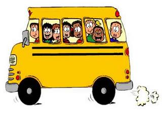 Free clip art school. Clipart bus