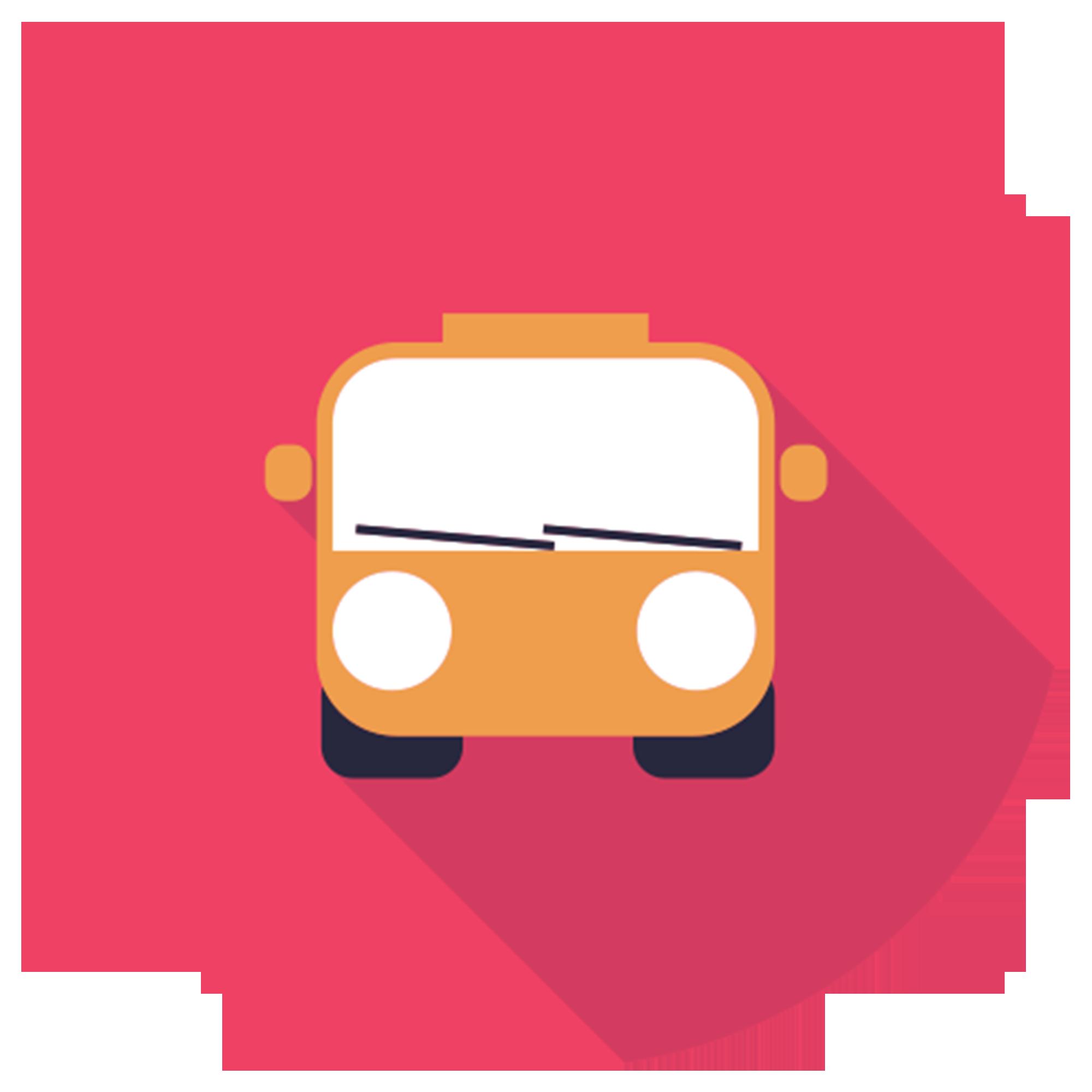 School child transprent png. Clipart bus airport bus