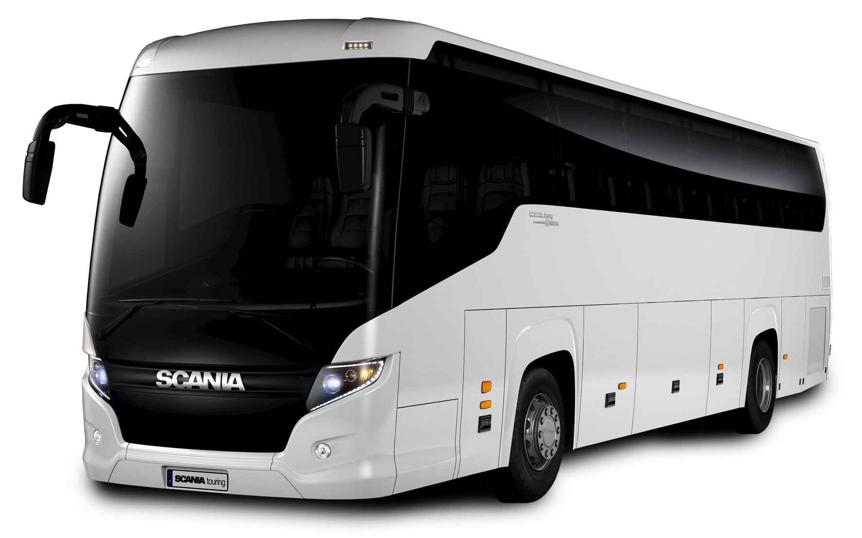 White png image purepng. Clipart bus airport bus