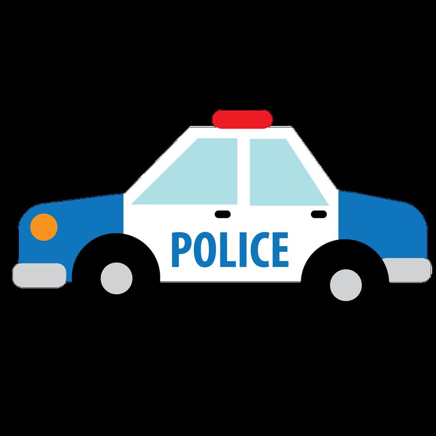 Bombeiros e pol cia. Police clipart emoji