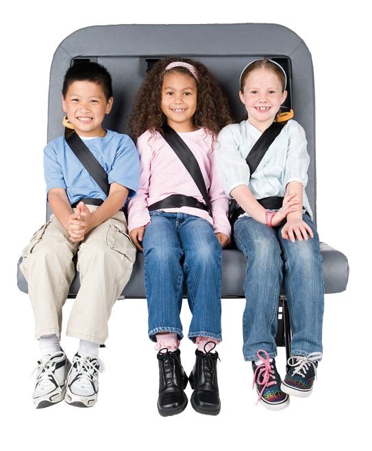 Bus seats safeguard seating. Sit clipart school seat