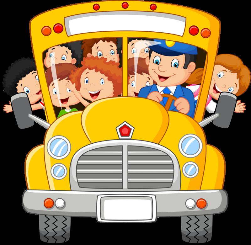 Families clipart bus.  png pinterest clip
