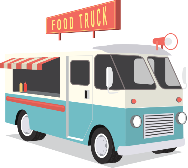 Clipart bus food. Yellow png best web