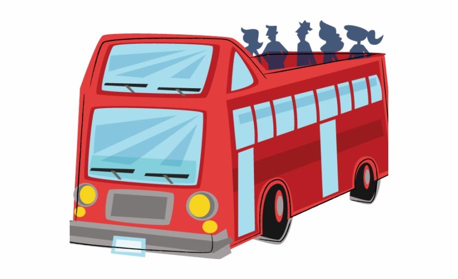 Clipart bus food. Tour clip art free