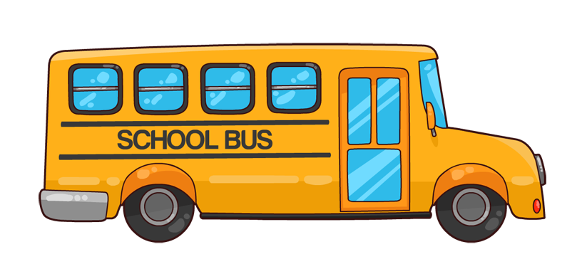Driver clipart yellow school bus. Interview with who has