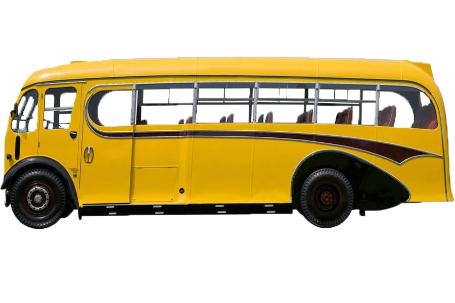 Clipart bus land transport. School yellow stock photography