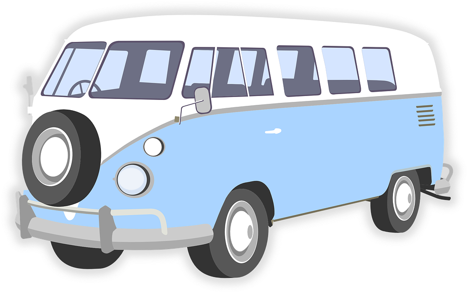Vw shop of buy. Clipart bus library