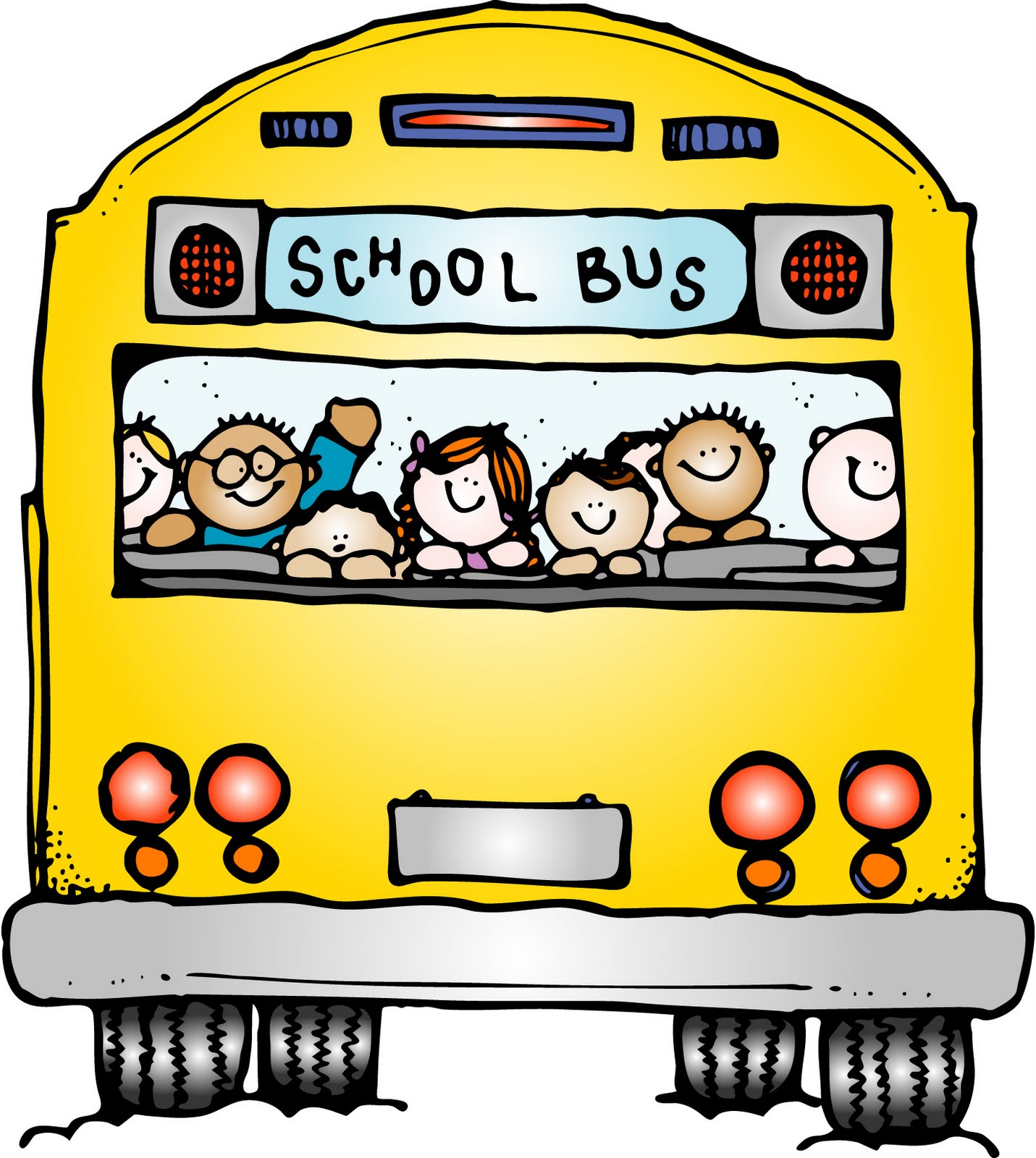 Melonheadz clipart field trip. Download free png bus