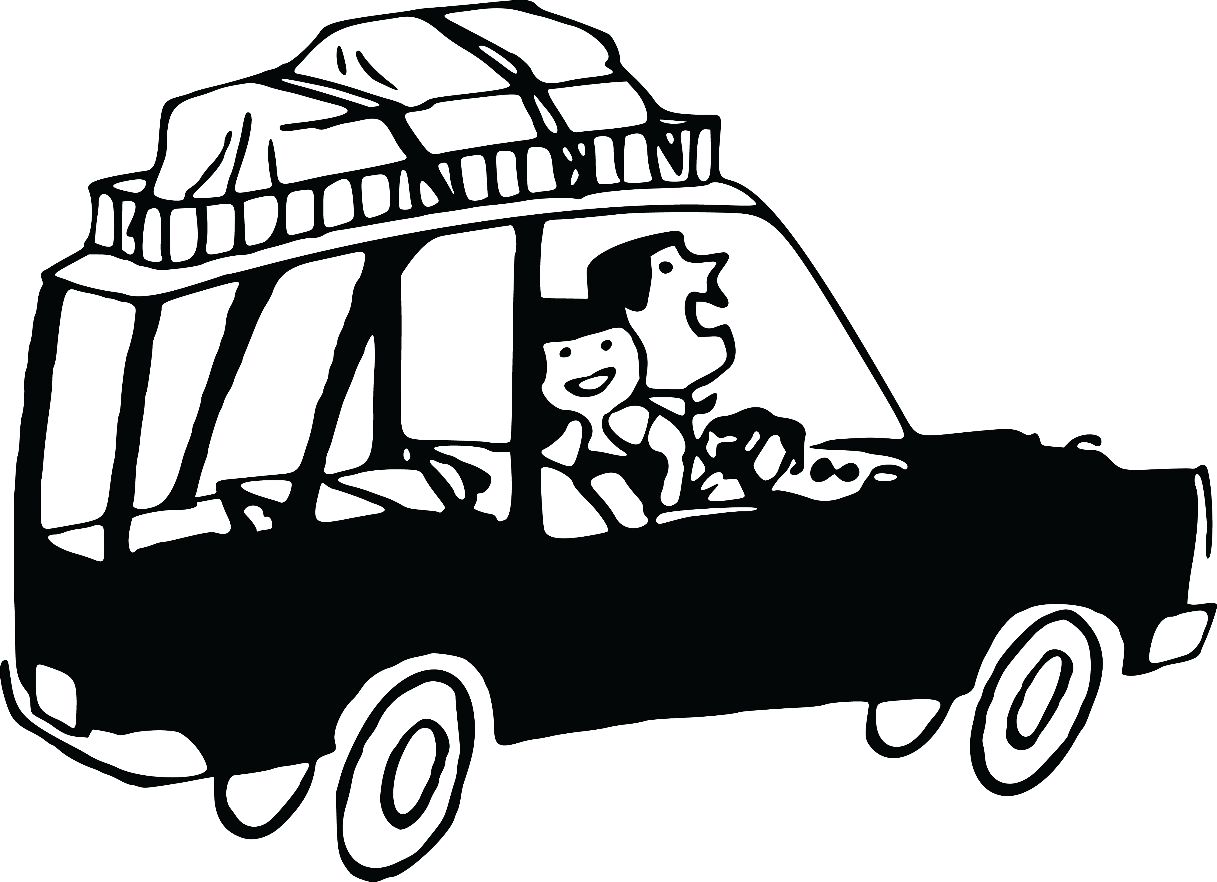 Clipart road black and white. Trip png transparent free