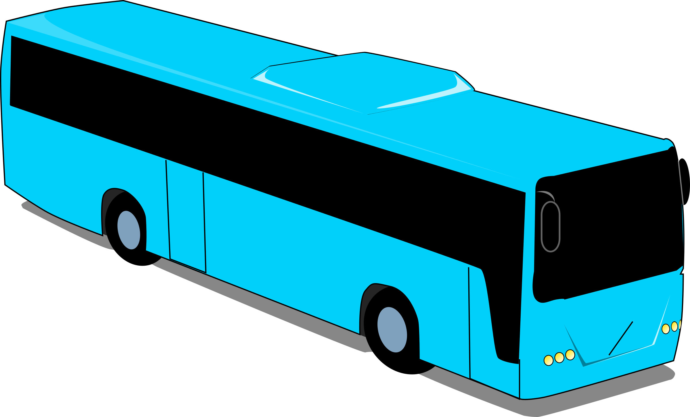 Clipart bus rectangle. Big image png