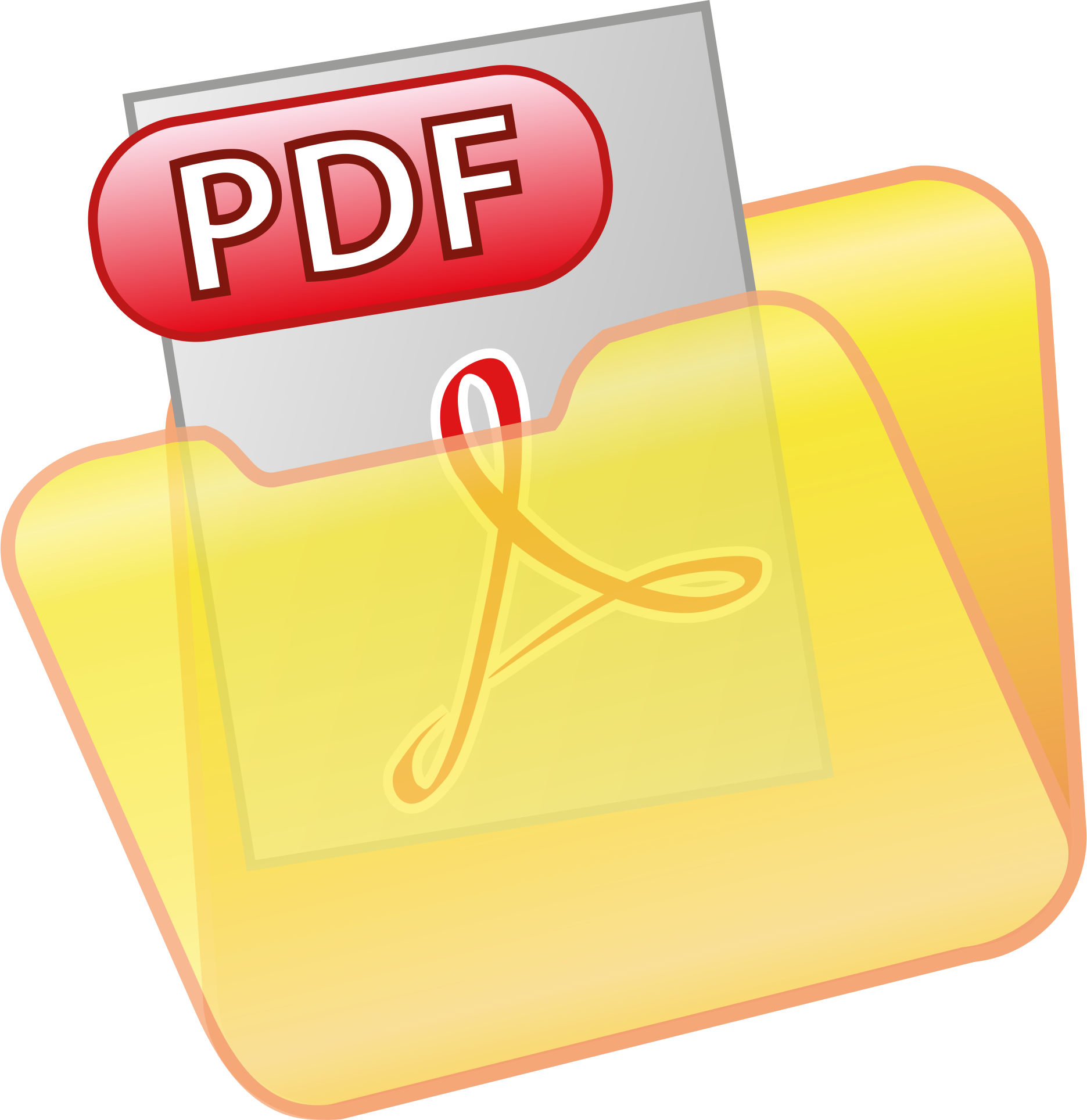 Save pdf icon big. Clipart bus rectangle