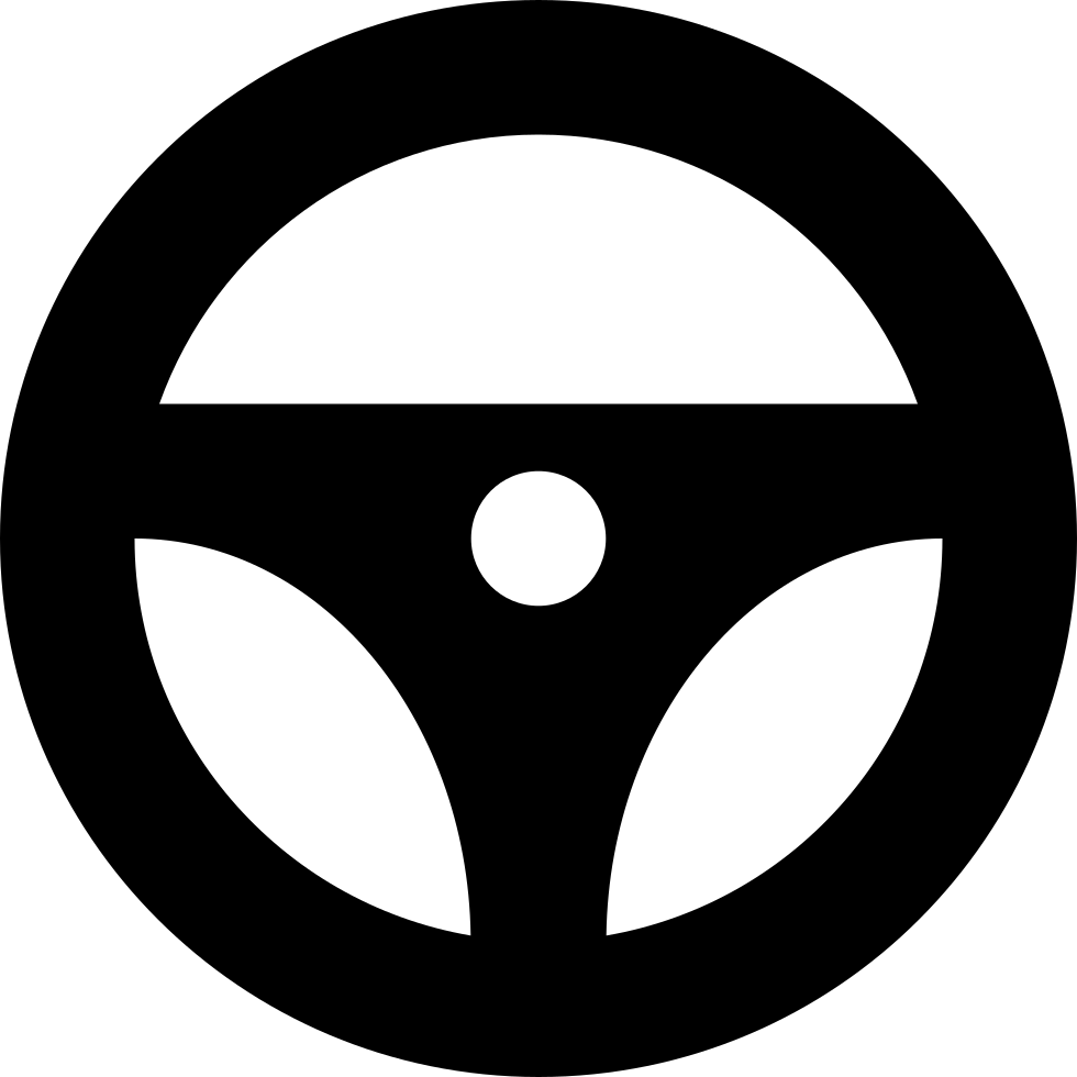 Wheel clipart steering wheel. Car svg png icon