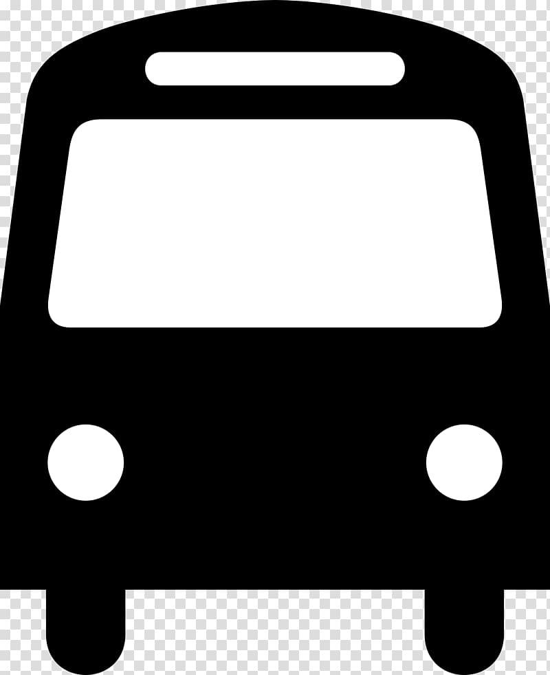 Transparent background png hiclipart. Clipart bus symbol