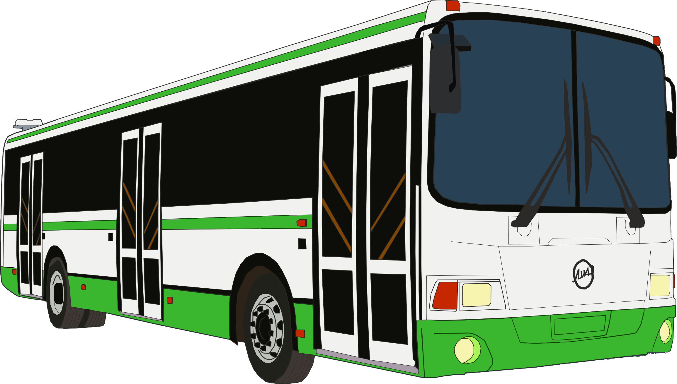 Clipart bus symbol.  d icons png