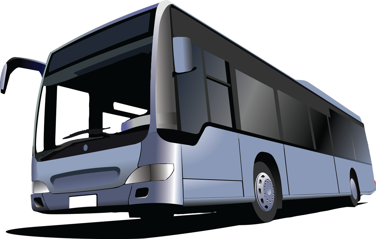collection of high. Clipart bus tour