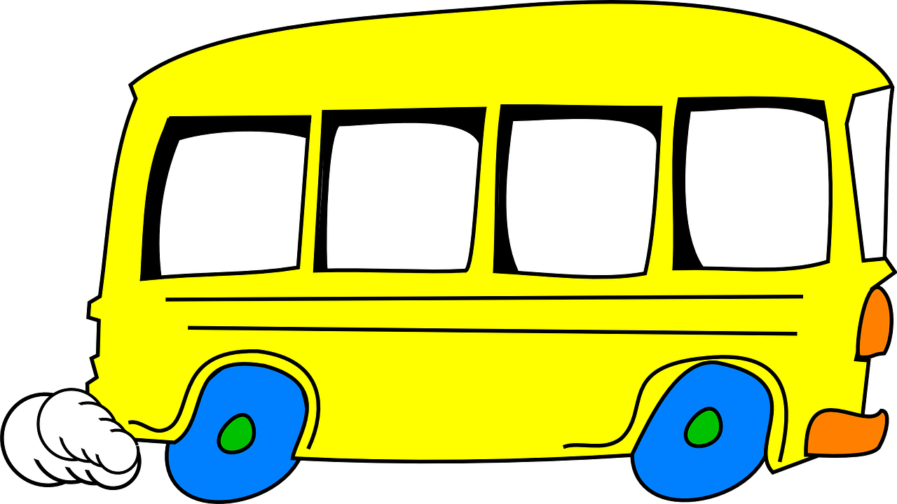 Minivan clipart taxi bus. Transportation and special education