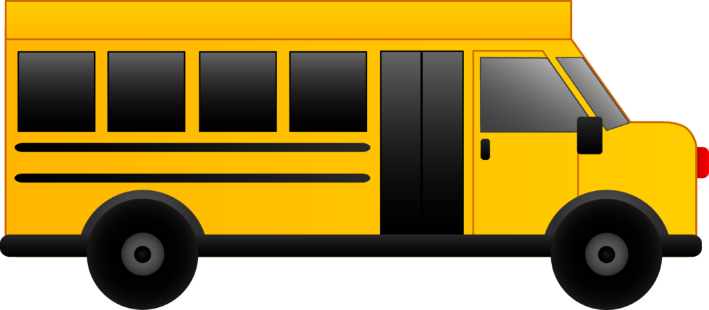 Free clipart bus.  school buses images