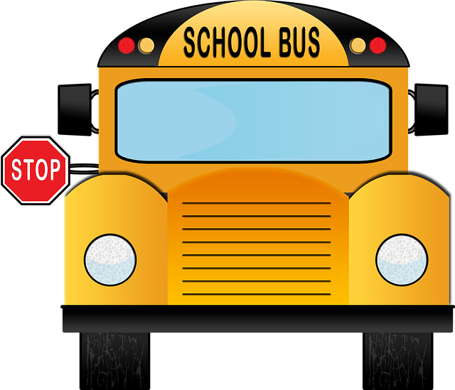 Families clipart bus. Free image on pixabay