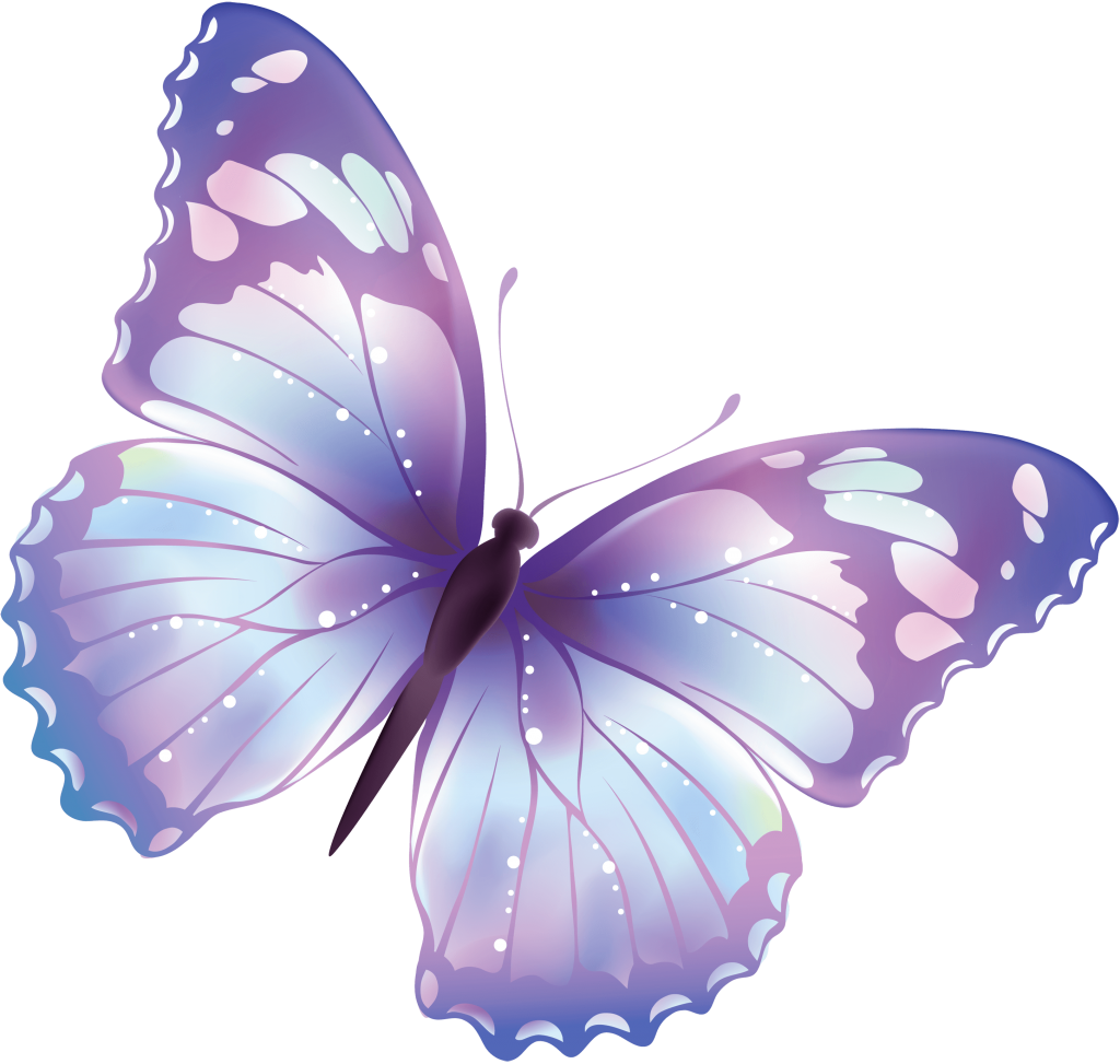 Clipart butterfly 4th july. Free png and download