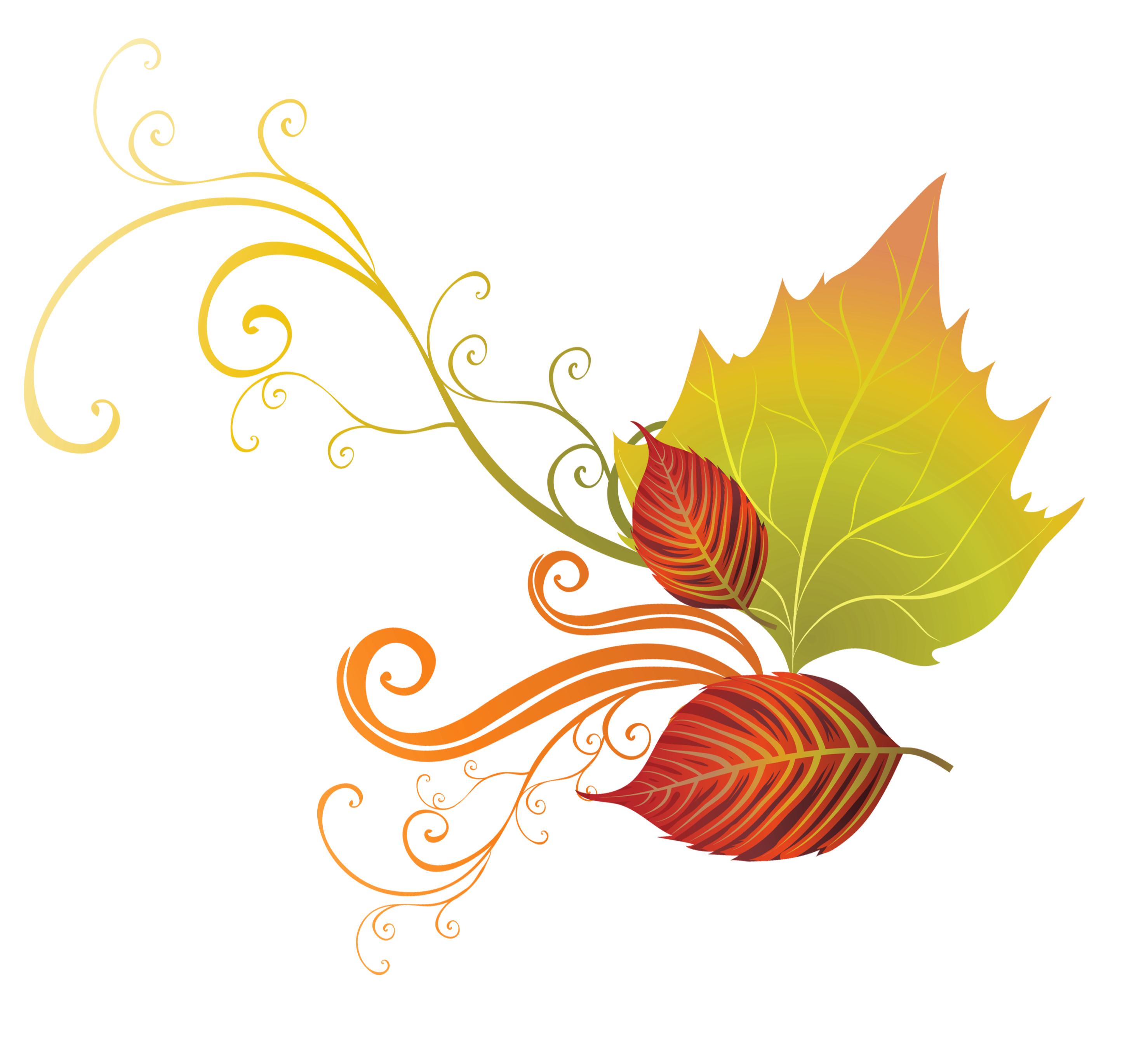 Leaf clipart ornament. Of autumn leaves google