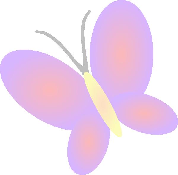 Lilac butterfly clip art. Moth clipart cute