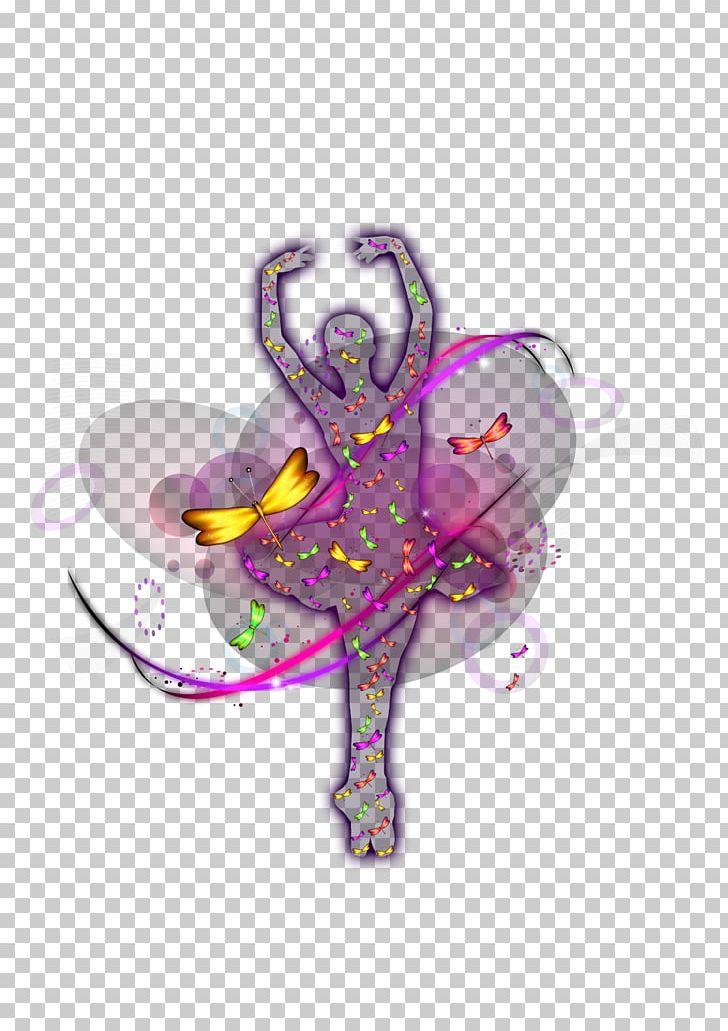 Png art ballet . Clipart butterfly dance