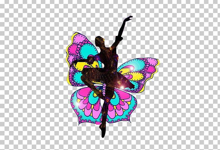 Clipart butterfly dance. Dancer silhouette png ballet