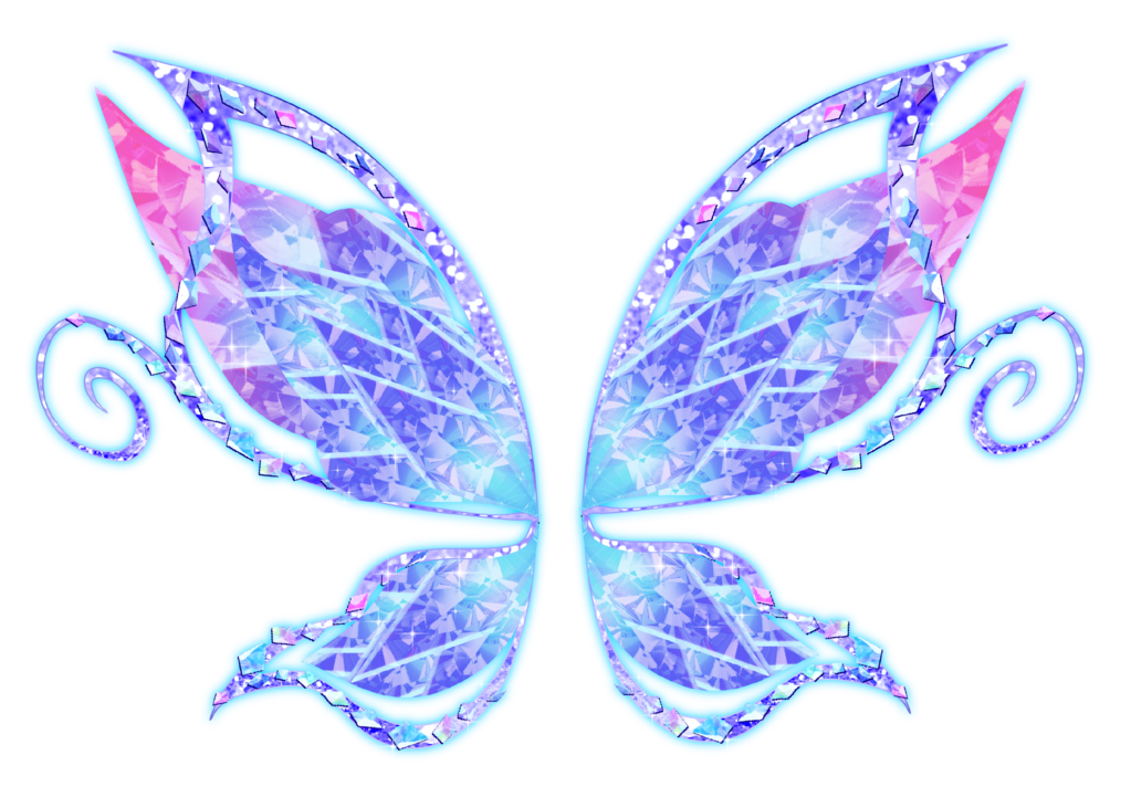 Png fairy wings free. Wing clipart one wing