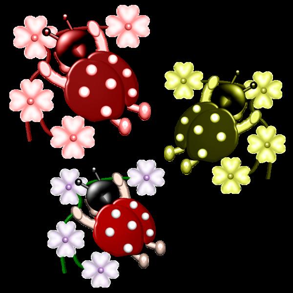 Ladybugs clipart grouchy ladybug. Image du blog henriette